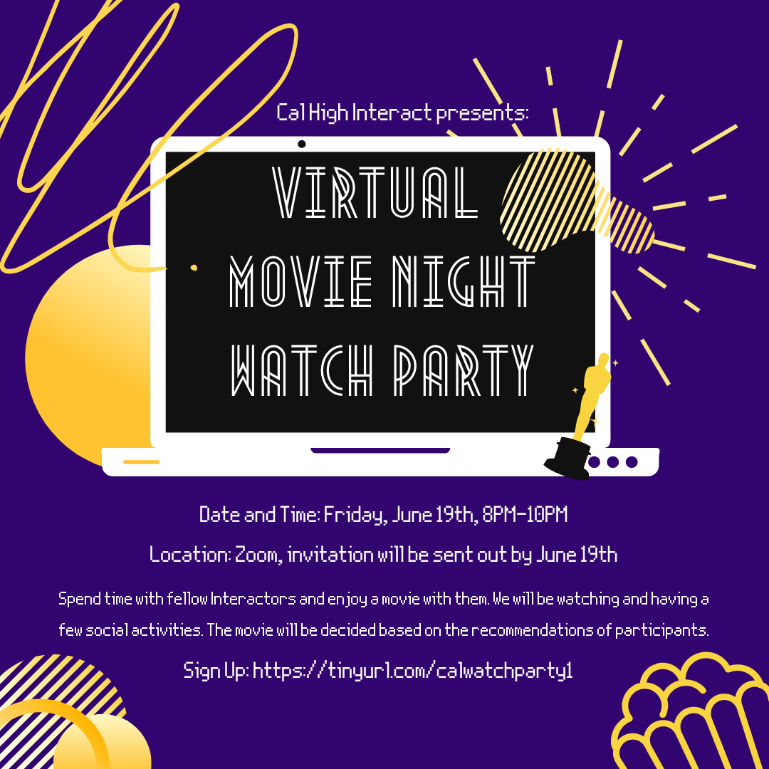 Virtual Movie Night