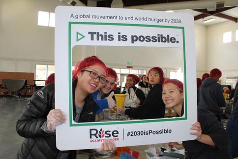Rise Against Hunger 2019