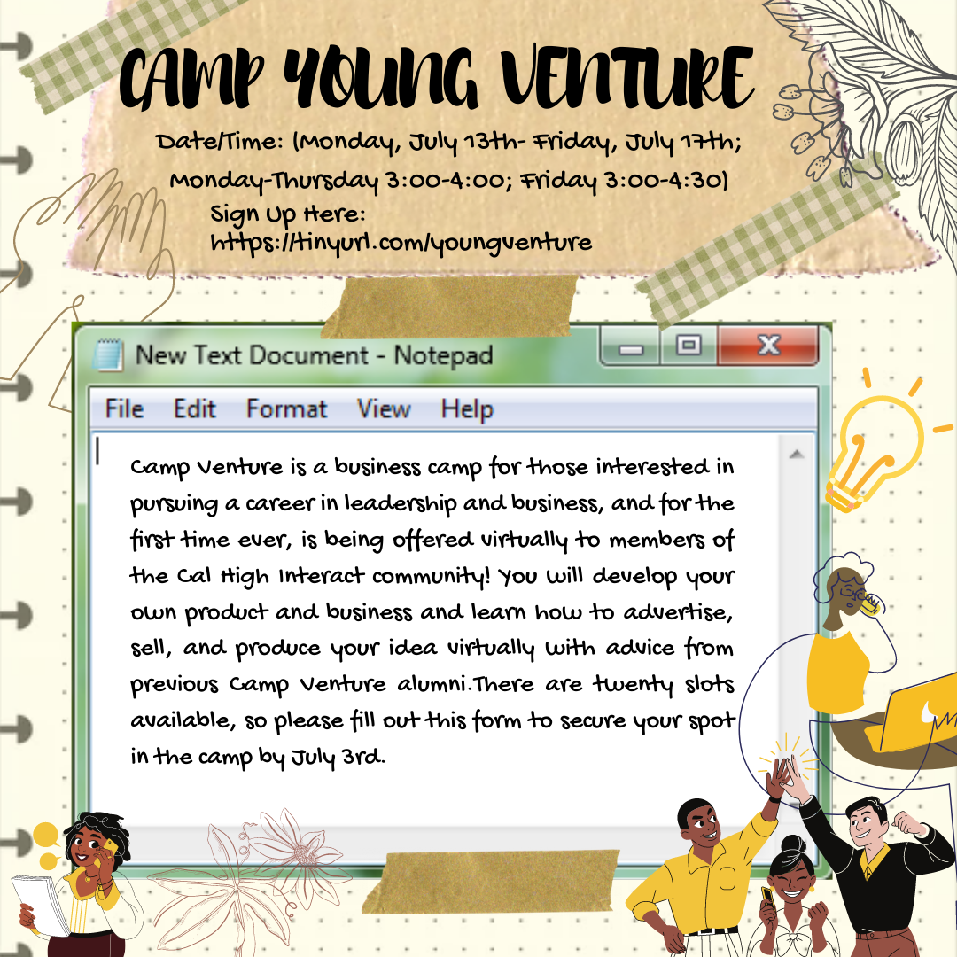Camp Young Venture
