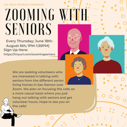 Zooming with Seniors