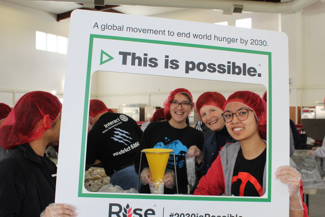 Rise Against Hunger 2019