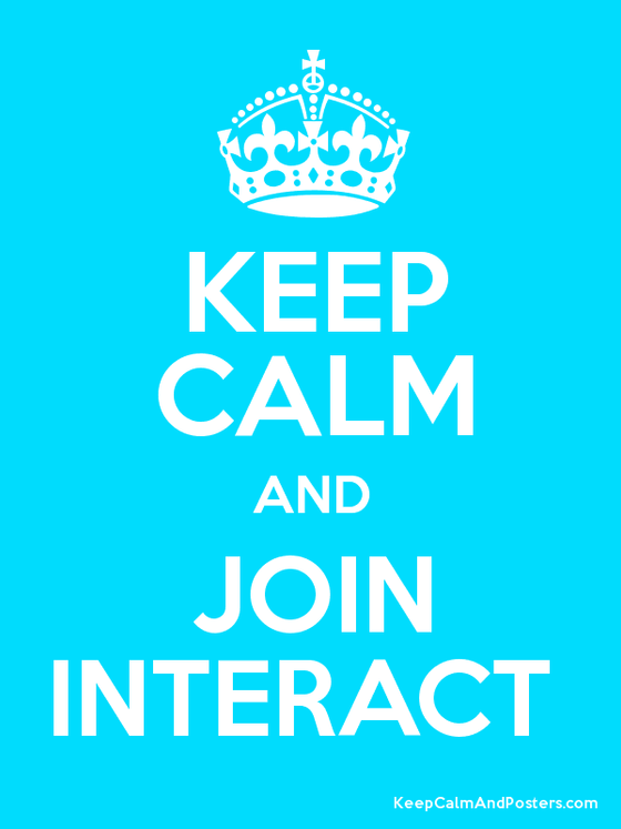 Joining Interact