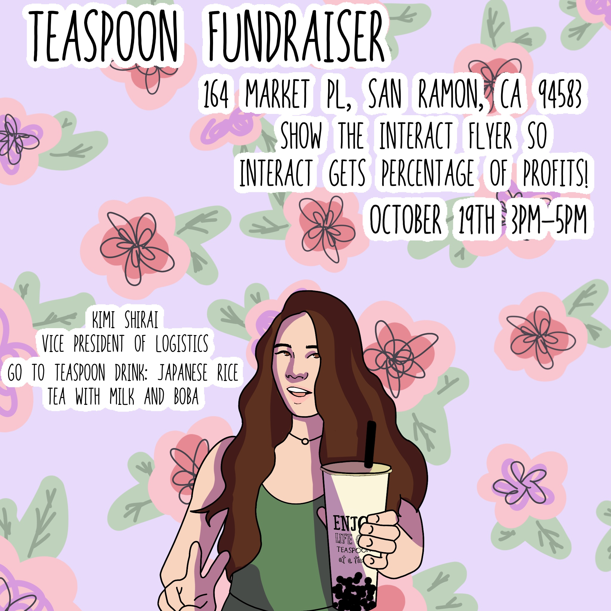 Teaspoon Fundraiser