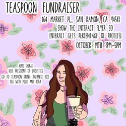Teaspoon Fundraiser
