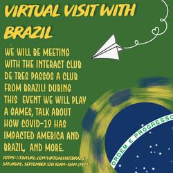 Virtual Visit with Brazil