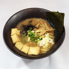 Vegetable Miso Ramen