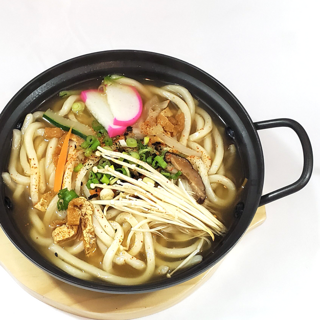 Vegetable Nabe Udon