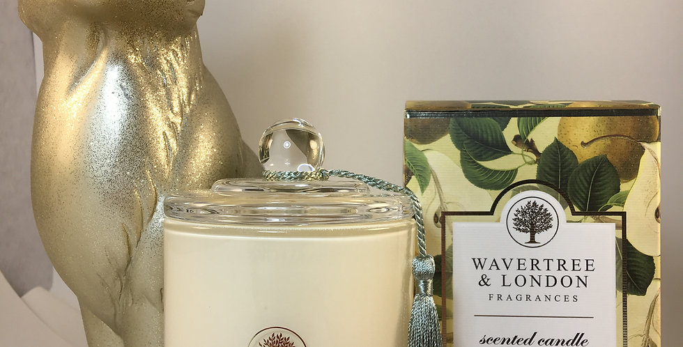 French Pear Scented Candles