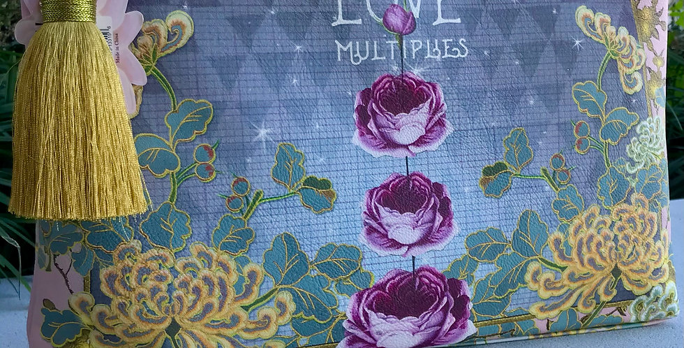 Love Multiplies Large Pouch