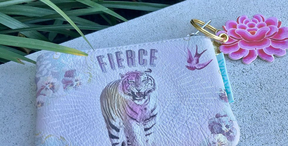 Fierce Tiger Coin Purse