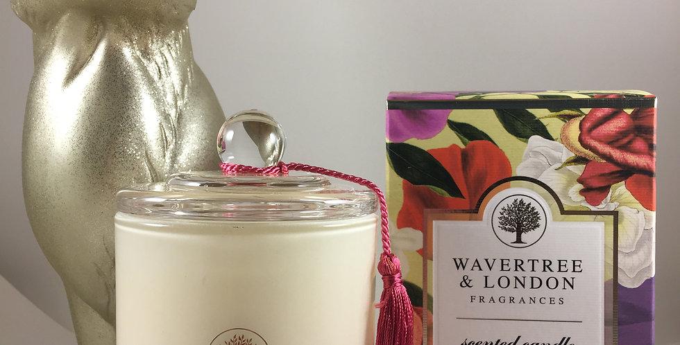 Sweet Pea & Jasmine Candle