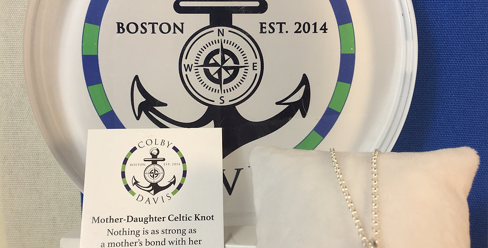Friendship Celtic Friendship Small Pendant Necklace
