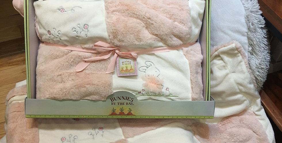 TuTu Delight Pink Quilt