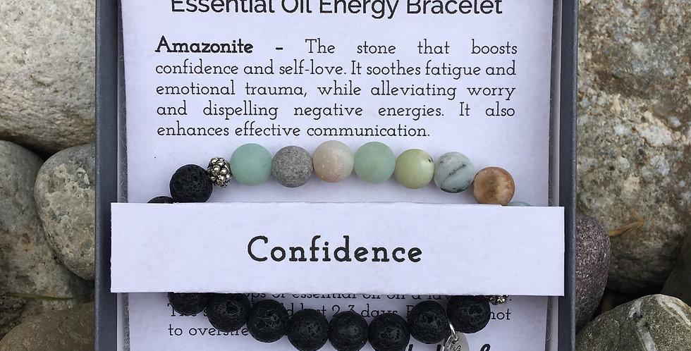 Confedence Essential Oil Bracelet