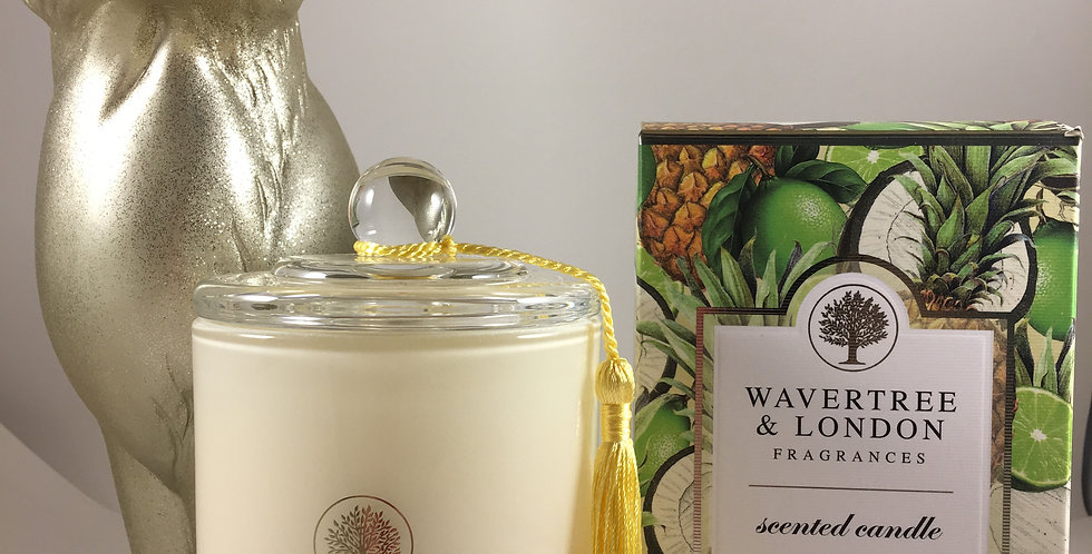 Pineapple, Coconut & Lime Candle
