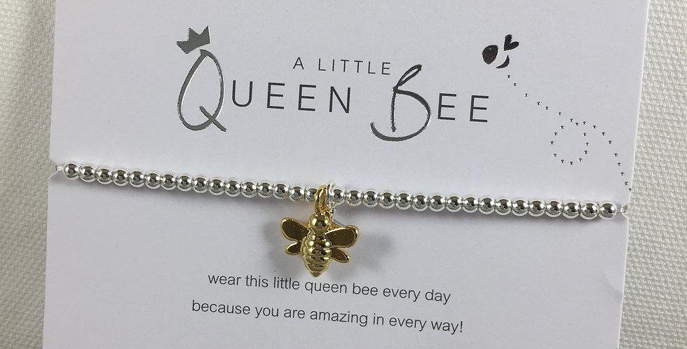 Queen Bee Stretch Bracelet