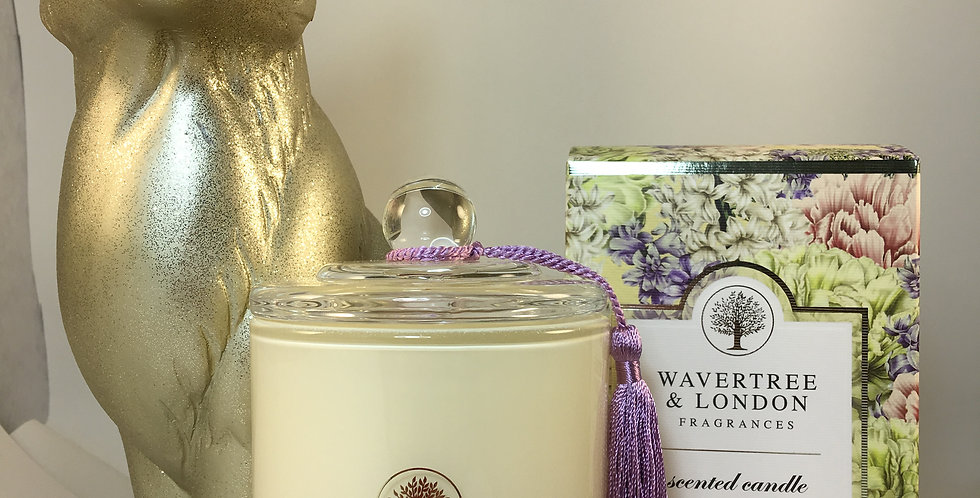 Flower Market Scented Candle