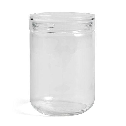 Bocal L en verre hermétique - HAY