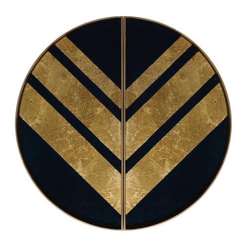 Plateau Metal LUNE  - Ethnicraft