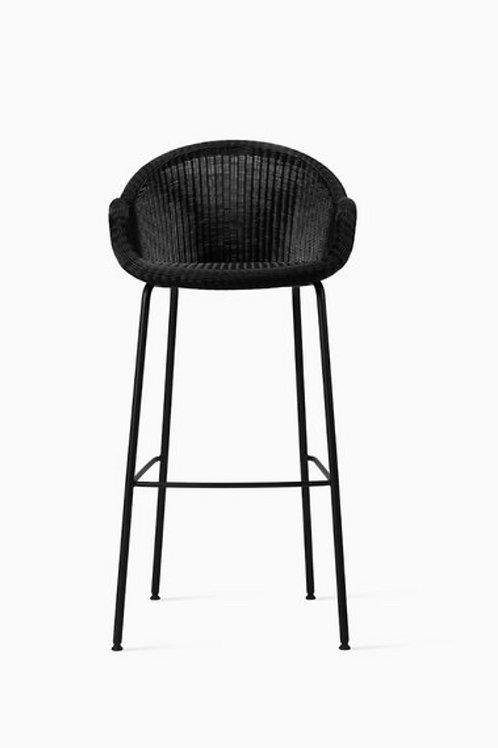 Edgard bar stool steel base - Vincent Sheppard