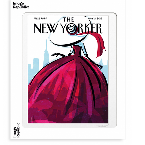 94 - BIRGIT SCHOSSOW - FASHIONISTA - Collection : The New York / Image Republic