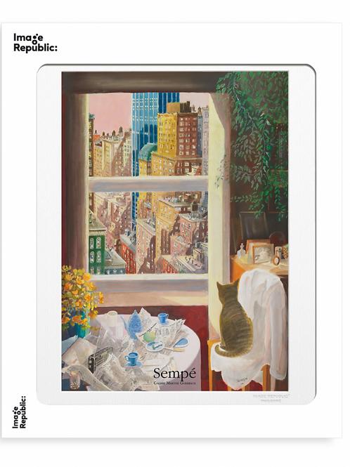CHAT NYC - Collection : Sempé / Image Republic