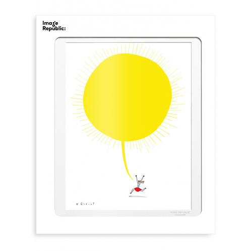 Affiche Eric Giriat - Image republic