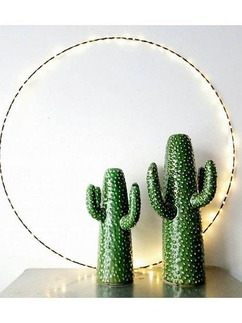 Cercle Lumineux LED doré - 3 Tailles