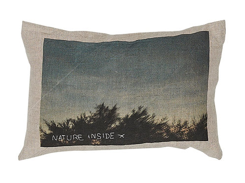 Coussin Nature Inside - Sud