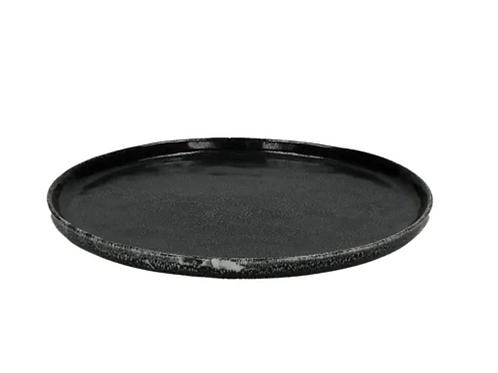 Assiette noir