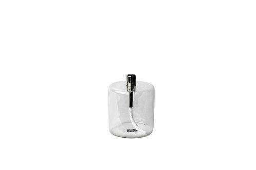 Lampe à huile cylindre 8.5x8 cm