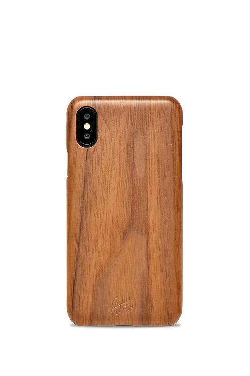 Coque en bois Iphone 7-8 - Premium