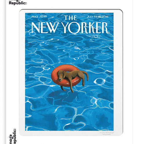 196 - MARK ULRIKSEN - DOWNTIME - The New Yorker/Image Republic