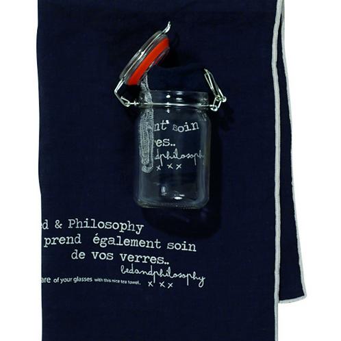 Torchon - COOK, Charbon - Bedandphilosophy