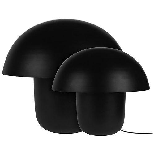 Lampe Champignon - Noir