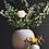 Thumbnail: Vase Brume 21,2 cm - Naturel