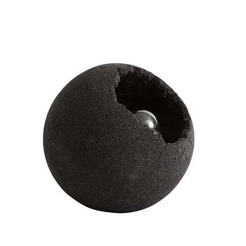 Lampe Crust - Noir mat