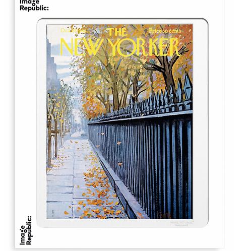 77 - ARTHUR GETZ - AUTUMN 1968  - Collection : The New York / Image Republic