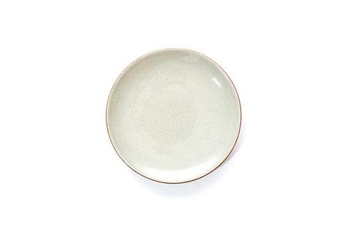 Assiette astrée 19 cm - Céladon
