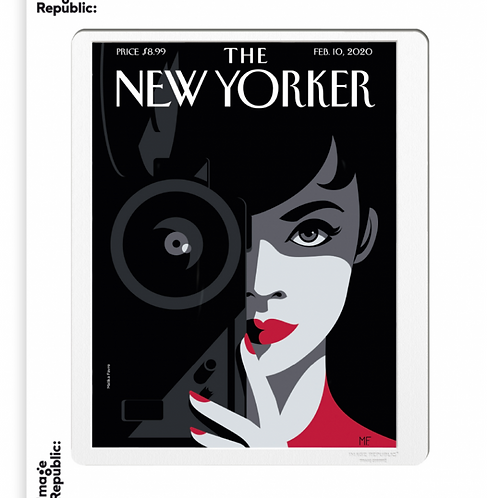 202 - MALIKA FAVRE - BEHIND THE LENS  - Collection : The New York/Image Republic