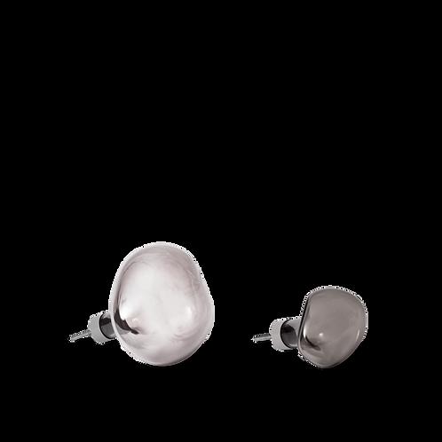 Patère Bubble Small / ø 9cm en verre - Petite Friture