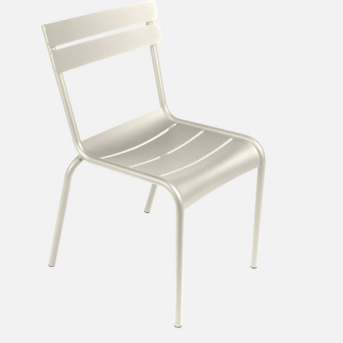 LUXEMBOURG CHAISE - GRIS ARGILE - FERMOB