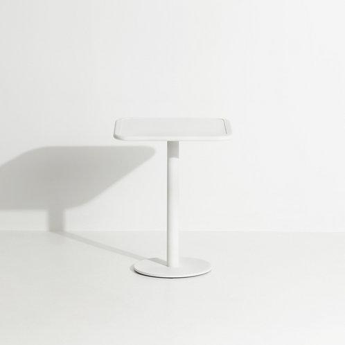 WEEK END / table bistrot carré - PETITE FRITURE (Studio Brichet-Ziegler)