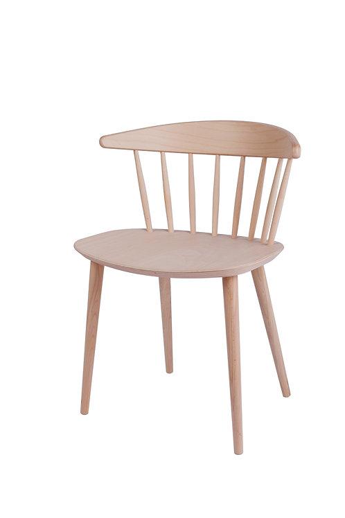 Chaise J104 Chair / Bois - Hay