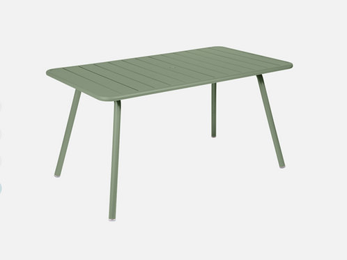 LUXEMBOURG TABLE 143X80 - CACTUS - FERMOB