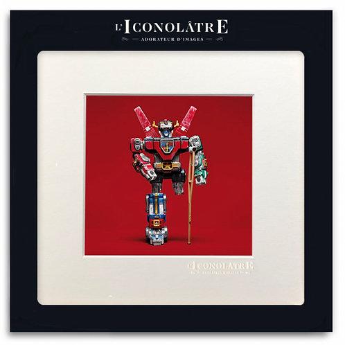 0023 ROBOT - Collection : L'ICONOLÂTRE