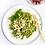 Thumbnail: Assiette Plate Porcelino - Blanc - 28 cm