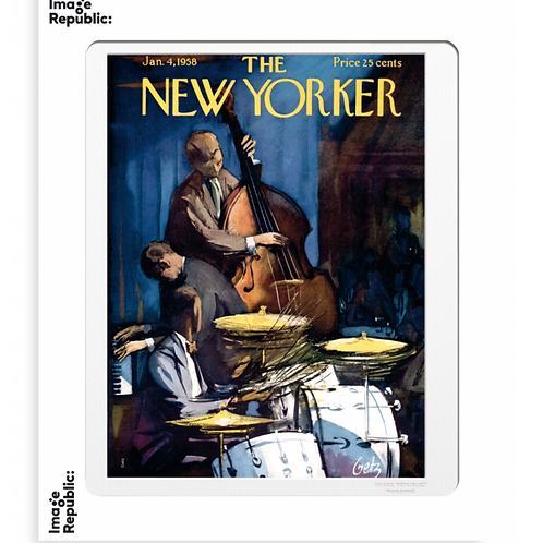 172 - ARTHUR GETZ - BAND PLAYING - Collection : The New York / Image Republic