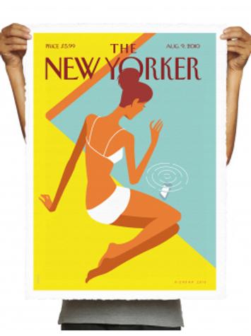 Affiche New Yorker - Image republic