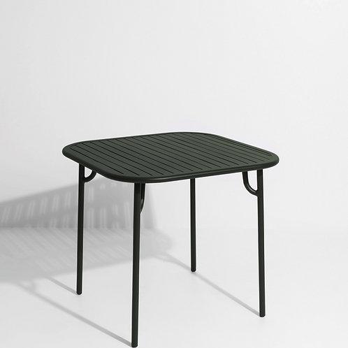 WEEK END / table carrée - PETITE FRITURE (Studio Brichet-Ziegler)
